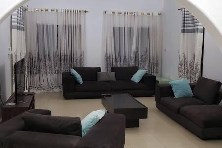 Papa's Sukuta Apartments