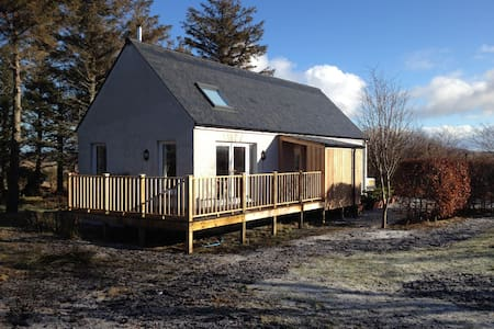 Blossom Folly, Luxury Cottage - Dunvegan