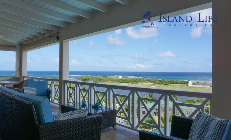 Golf & beaches in St Kitts - Caribbean