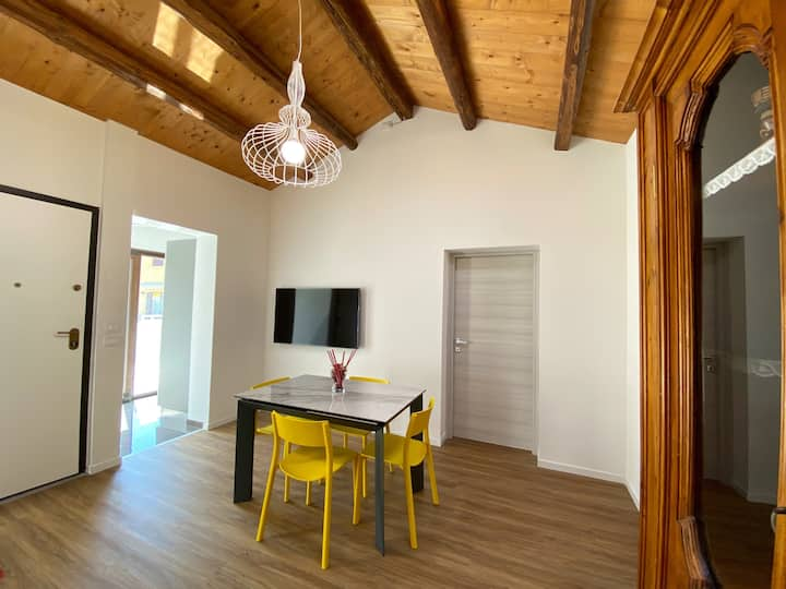 Levante Flat - 100 m from the beach