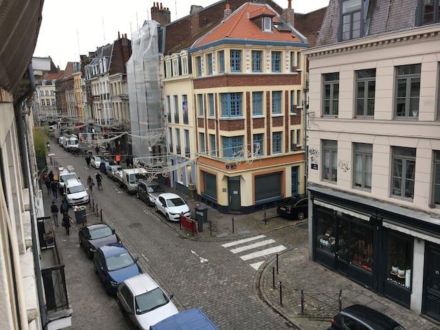 Spacieux 2 Studio Vieux Lille - Lille - Apartment