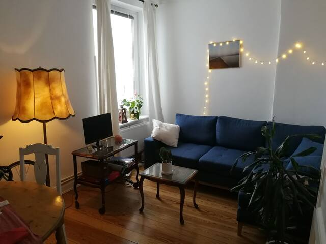 Beautiful 2 room apartment in Eimsbüttel