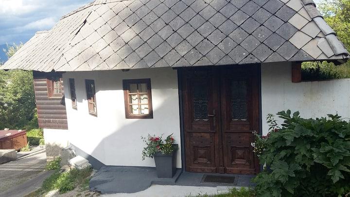Huisje dicht bij Radovljica en Bled
