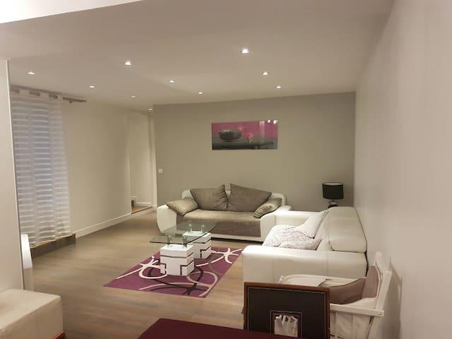 appartement 100m² moderne proche de Paris - Arcueil - Appartement