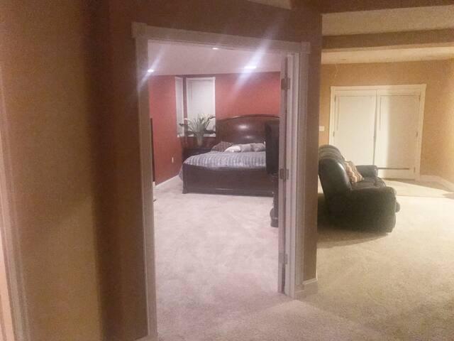 Guest Suite BR