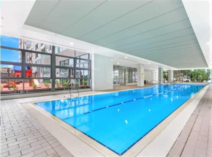 Sunny new furnished Apartment in Maroubra.