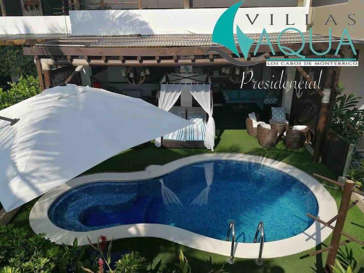 Villa Aqua presidential Los cabos Monterrico
