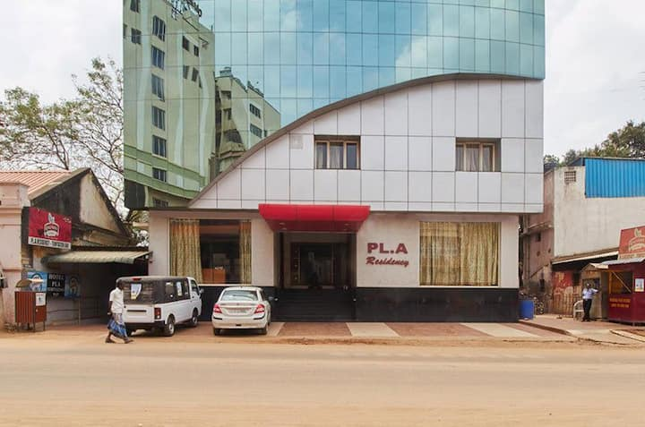 PL.A RESIDENCY HOTEL located in heart of the town