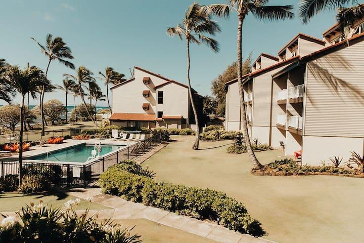 Unit #2 Tranquil Island Getaway in Kauai Paradise