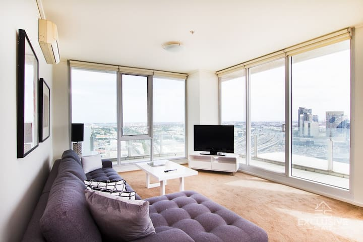 Exclusive Stays - The Centurion - Southbank - Appartement