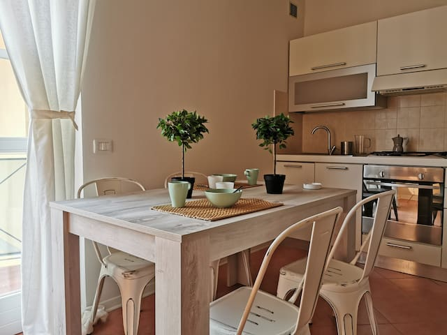 """NEW apartment """" FILIPPO""""  in Lucca - Tuscany"""