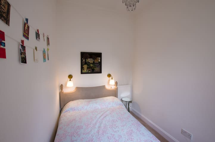Charming, Cosy & Centrally Located Victorian Flat - Edinburgh - Byt
