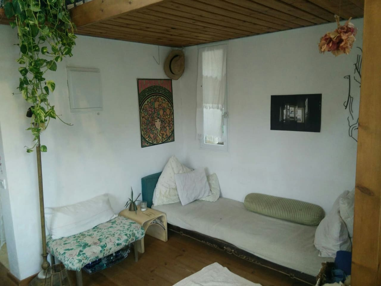 Living area, posible as another bed