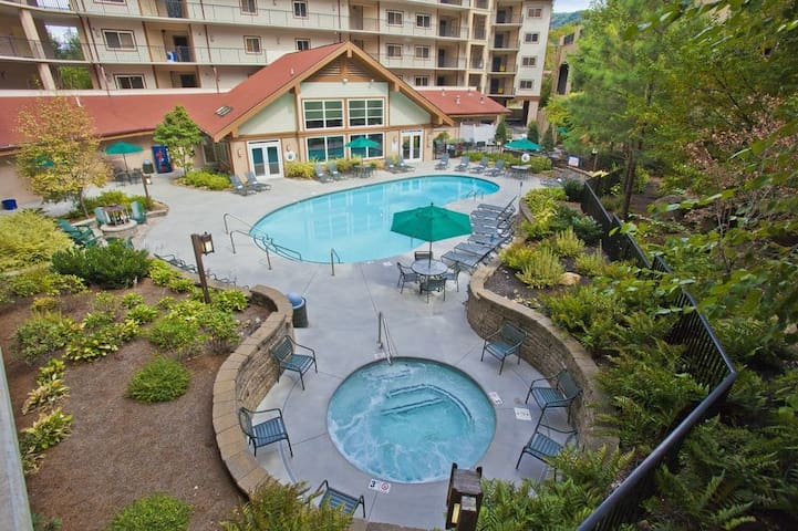 Smoky Mountain Gatlinburg 1BR 700 sq ft