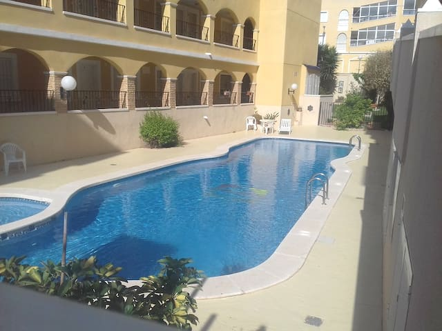 Fontana 2 DM1, 2 Bedroom Apartment, Algorfa