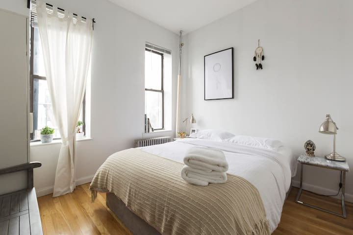 Minimalistic 1 BR in little Italy/ China town