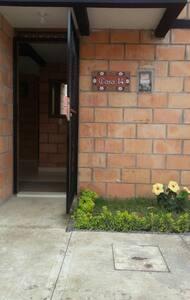 Casa de Descanso - Jardín
