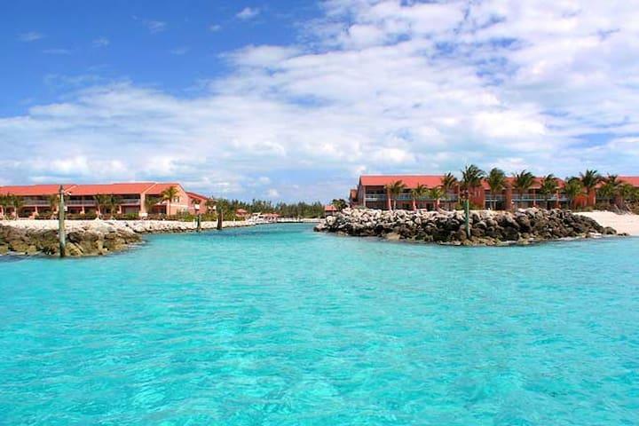 Bimini, Bahamas -Bimini Sands Marina Condo - Apartment