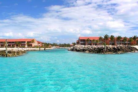 Bimini, Bahamas -Bimini Sands Marina Condo