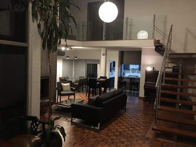 Sur - Contry - habitación privada - มอนเตร์เรย์ - บ้าน