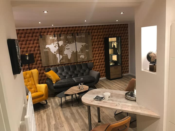 4 Sterne Ferienappartement in Westrhauderfehn