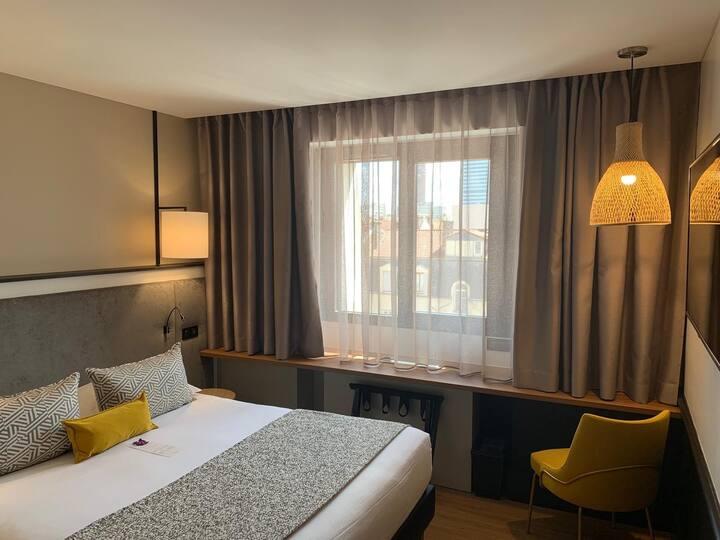 Hotel Le Roosevelt, Classique