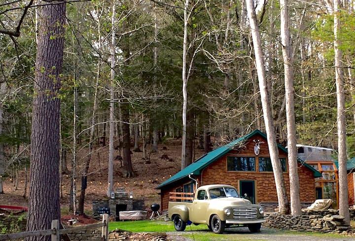 Bluestone Cabin Upper Delaware River Valley