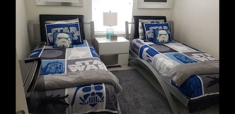 Star Wars Room at Compass Bay Resort