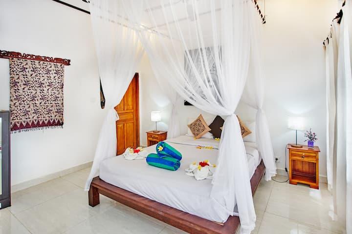 Holiday Cozy Budget Ac Room @taos House