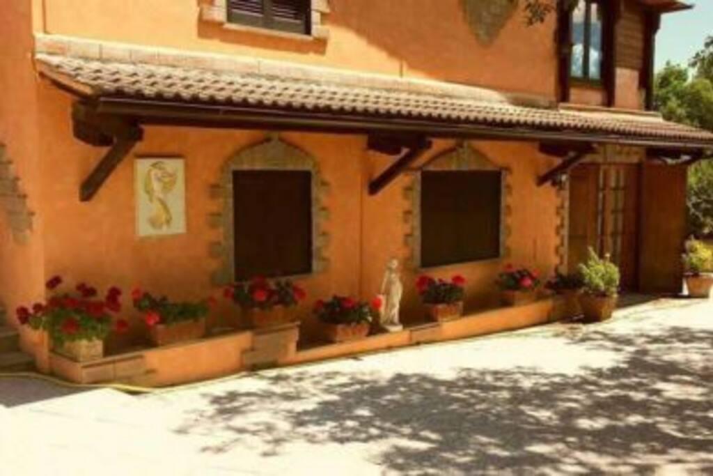 Villa Rosalba Barbarano Romano