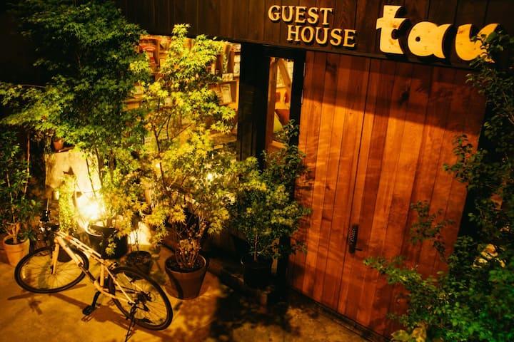 Hida-Takayama tau noie Private room Bunk bed