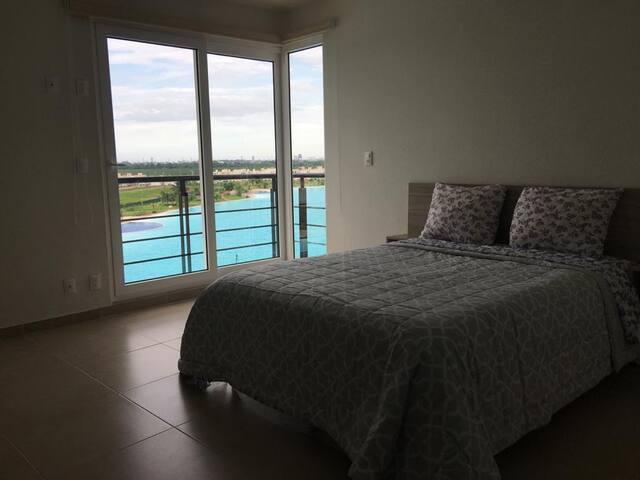 Habitación privada. Dream lagoons depto 601