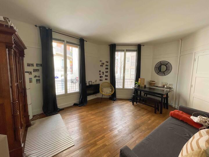Studio Paris 15 - proximité Tour Eiffel