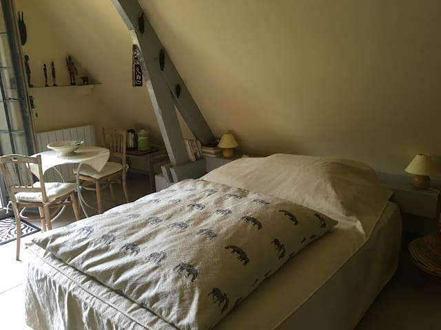 La Rabolière - Nançay - Lejlighed