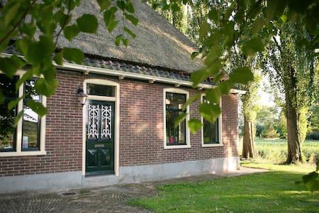 Villa Prinsenhonk aan IJsselmeer max 14 pers - Andijk
