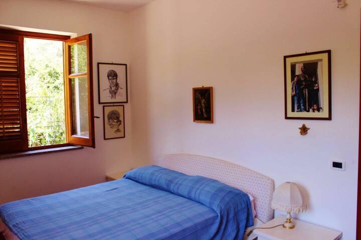 Stanza celeste - Palermo - Villa