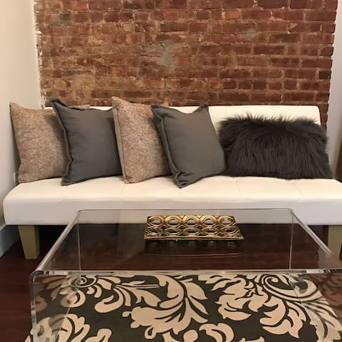 Spacious Designer Apartment :) - New York - Apartment