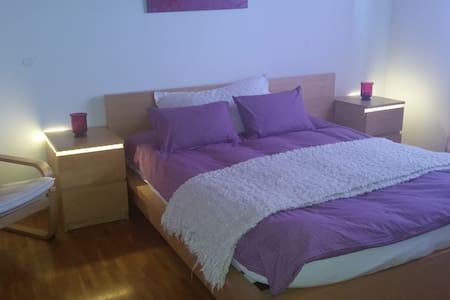 Doppel - Zimmer Ost im Gästehaus Olga