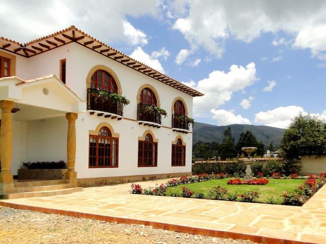 Villa de los Angeles #4 - Villa de Leyva - House