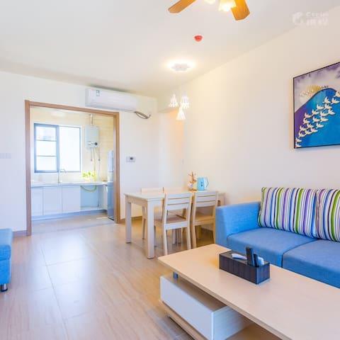 碧桂园高档社区3房两厅一线海景欢迎您的预订