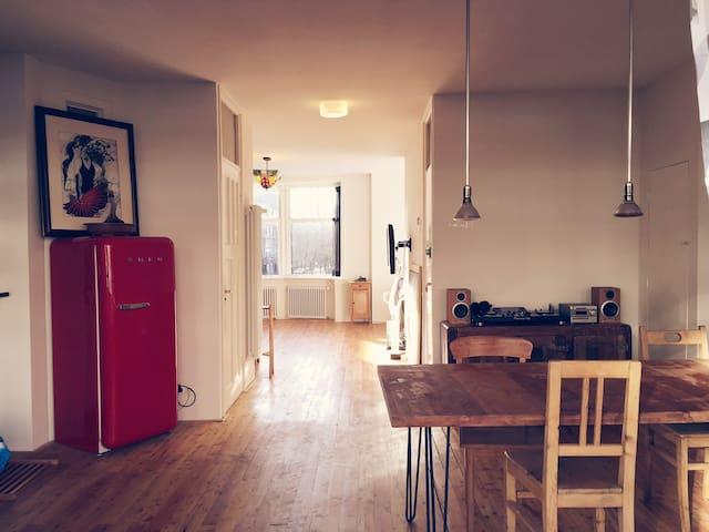 Cosy Place to explore Amterdam - Amsterdam - Loft