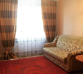 Very nice, clean and spacious apartment - Appartement