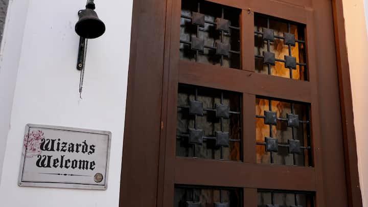 Gîte magique à Rosnay (inspiré Harry Potter)