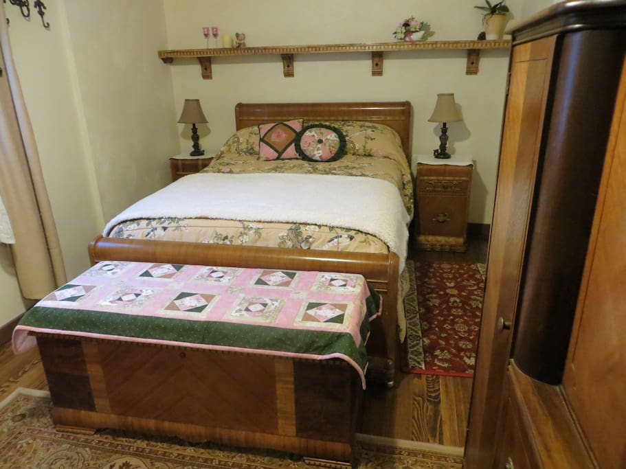 More antiques in Bedroom 2