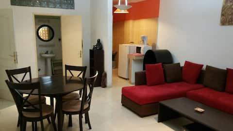 Appart Hôtel en centre de Nouakchott