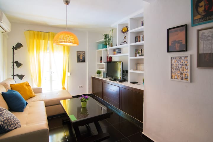 Sevilla. Downtown. Apartment with parking included
