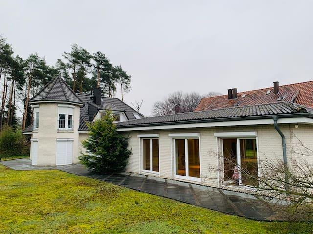 Bad en Suite - Entspannungsoase mit Terrasse