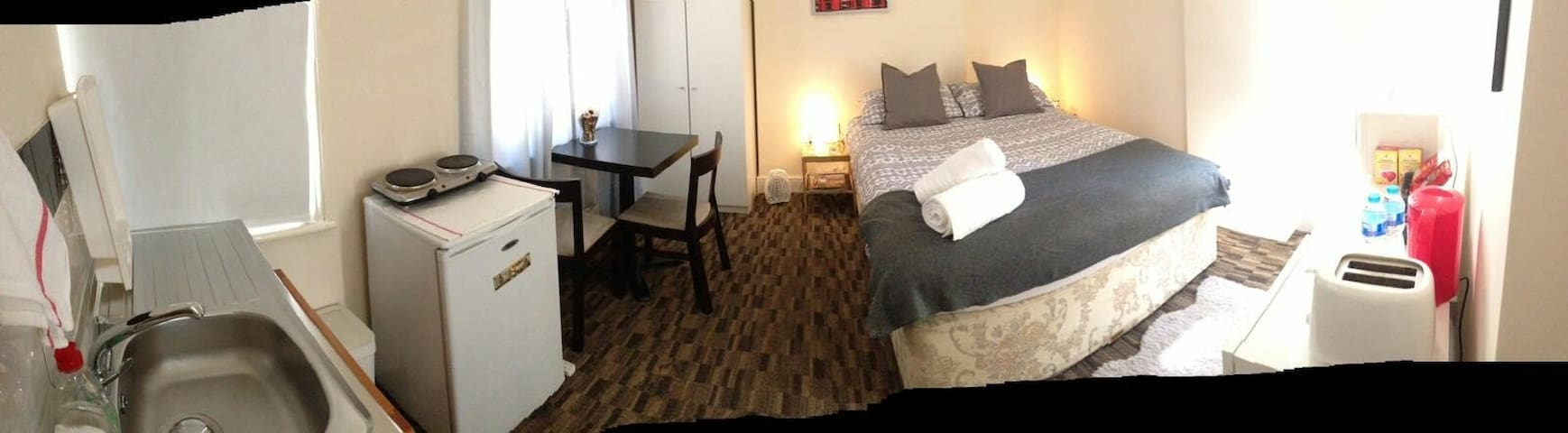 Entire suite flat near Paddington Station - Londen - Appartement