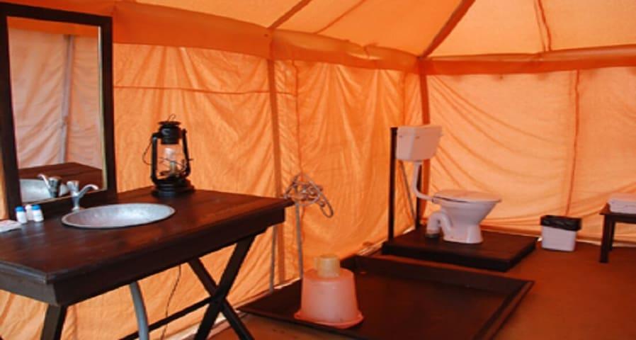 AC Tent In Heritage Juma Resort Jaisalmer