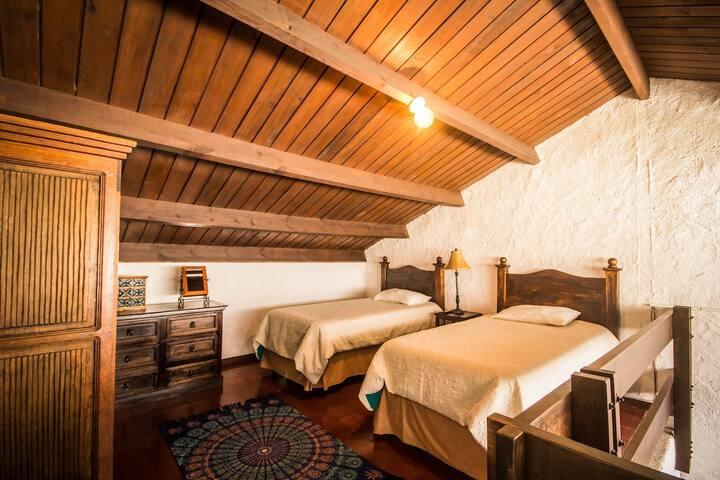 Tercera habitación.